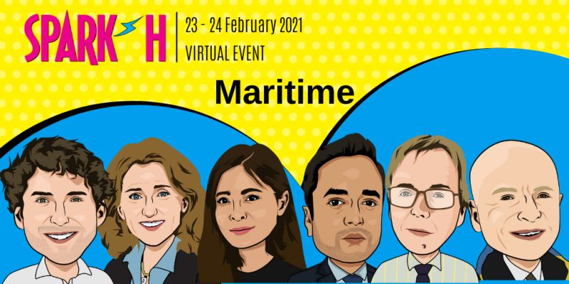 Virtual event looking at hydrogen's role in decarbonising the world's shipping sector