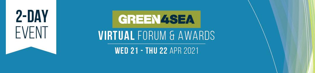 The GREEN4SEA Virtual Forum