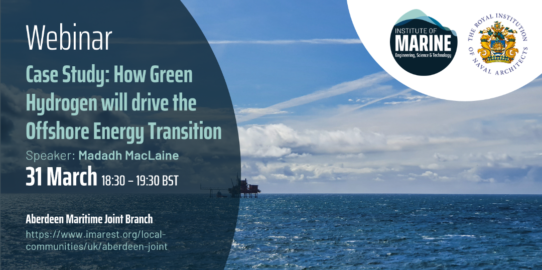 How Green Hydrogen will drive the Offshore Energy Transition