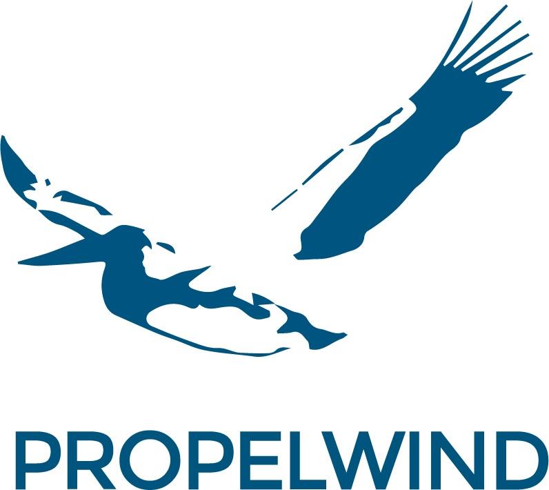 Propelwind logo