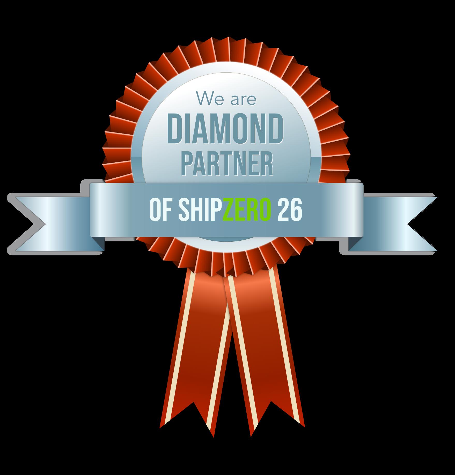 DIAMOND Partner badge