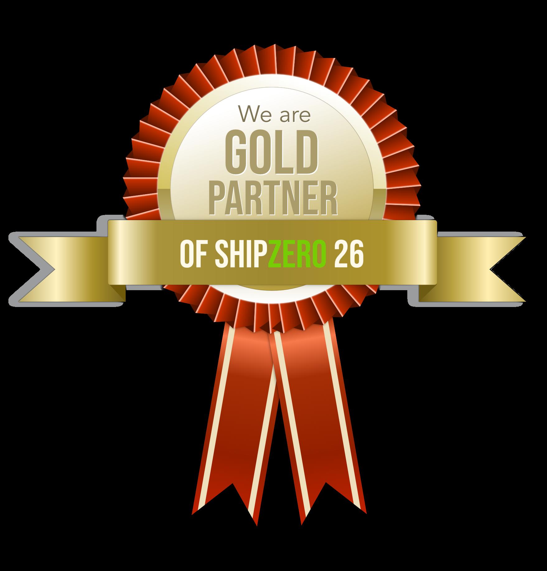 GOLD Partner badge