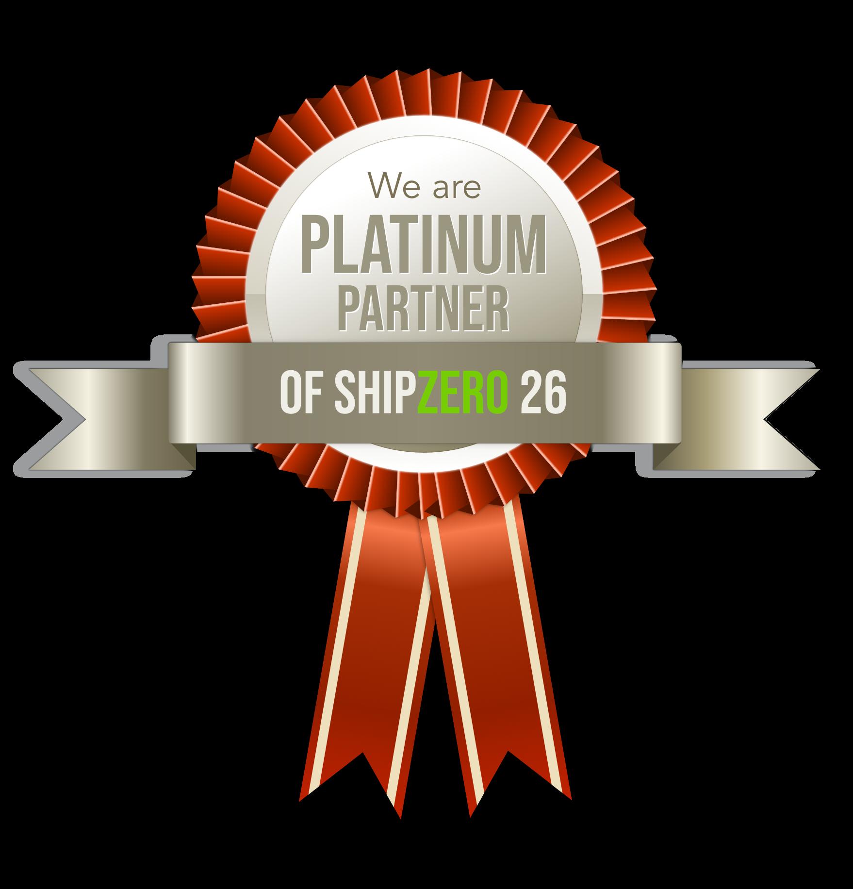 PLATINUM Partner badge