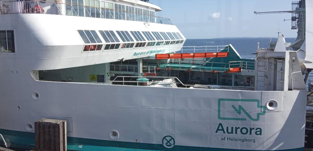 Aurora- fully electric vessel